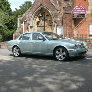 Wedding car hire in Hythe